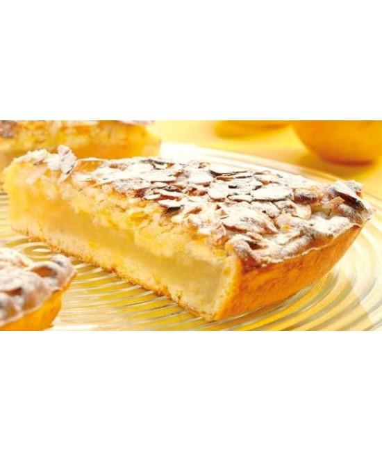 Пирог Бретонский яблочный