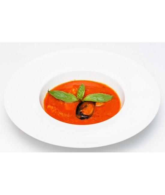 Суп Буйабес - уха из нескольких видов рыб