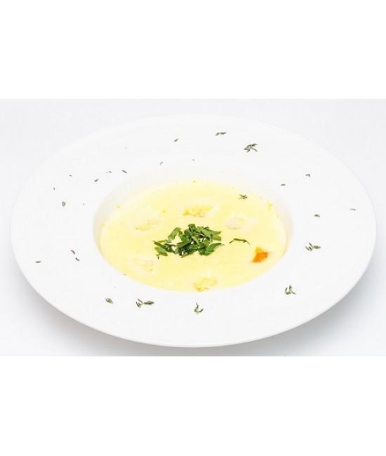 Суп сырный французский
