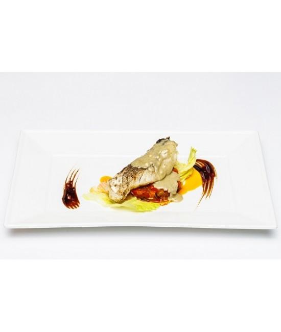 Горячее из Рыбы - Треска по-марсельски