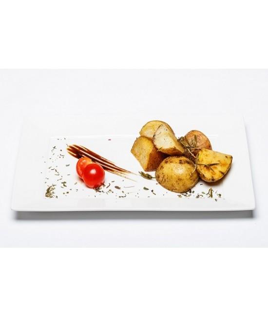 Вега блюда - картофель запеченый с розмарином