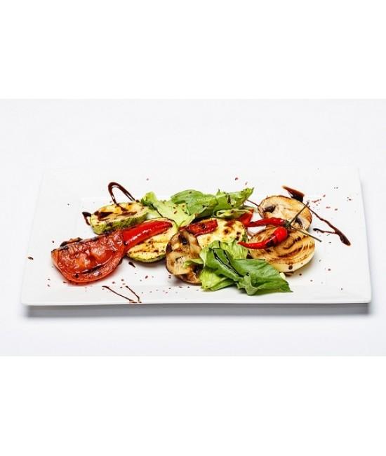 Вега блюда - овощи гриль