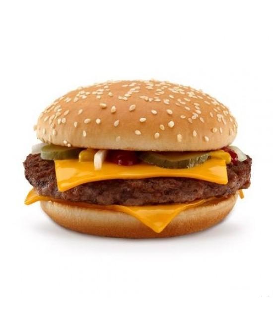 Бургер - Чизбургер с двойным сыром