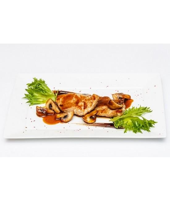 Горячее из свинины-Свинина по-Марсельски