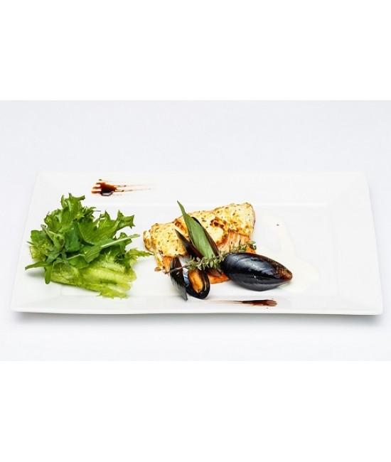 Горячее из Рыбы- Форель со сливочным сыром
