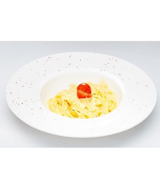 Горячее - Паста Феттуччини с сыром (ком)