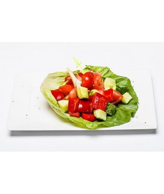 Салат - Овощная нарезка (ком)