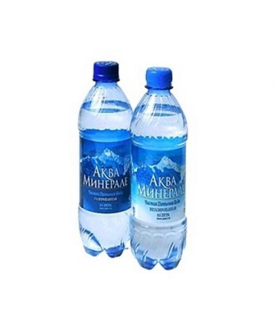 Минеральная вода AQUA MINERALE (газированная)